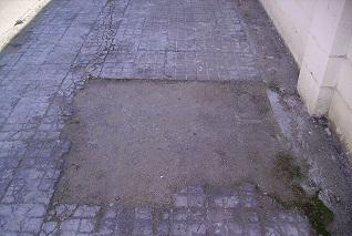 Photo of Los vecinos de Palmete ponen en marcha la «Operación va lento»