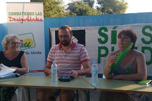 Photo of Exitoso acto público de la Asamblea IULV-CA del Cerro Amate sobre #ViviendaPorDerecho