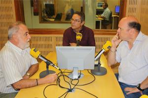 Photo of Nuestro portavoz municipal habla claro en Radio Sevilla
