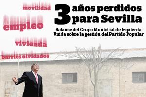 Photo of 3 años perdidos para Sevilla