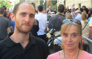 Photo of En apoyo de Carlos y Carmen condenados por participar en un piquete informativo durante la Huelga General de 2012