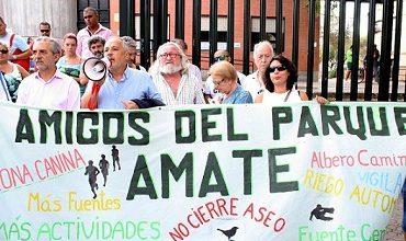 Photo of Preguntas sobre el anteproyecto de mejora del Parque Amate (Comisión de Control – noviembre 2020)