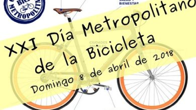 Photo of Este domingo se celebra el Día Metropolitano de la Bicicleta