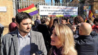 Photo of IU urge a la Junta a declarar las fosas del cementerio como Lugar de Memoria