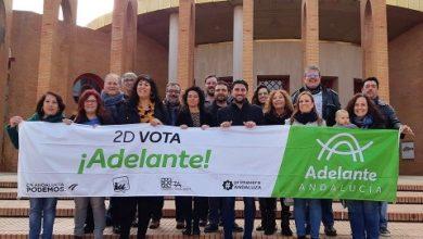 Photo of ¡Hay que llenar los colegios electorales de apoderados/as de Adelante Andalucía!