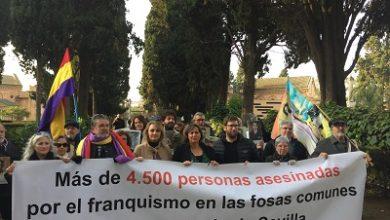 Photo of Moción para dar cumplimiento a las políticas públicas en defensa de las víctimas del franquismo y a la Ley de Memoria Histórica y Democrática de Andalucía (Pleno – julio 2020)