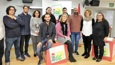 Photo of La Coordinadora andaluza de IU ratifica a Rojas como candidato a la confluencia en las municipales