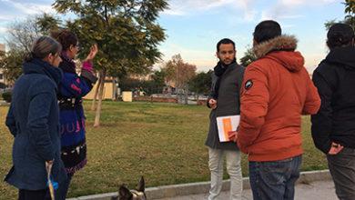 Photo of IU plantea acotar una zona del Parque de los Perdigones para el esparcimiento canino