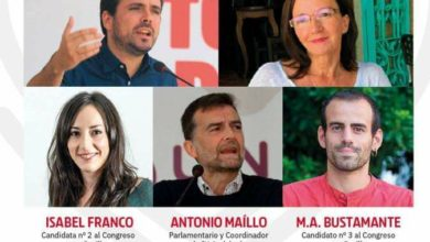Photo of ¡Vente al acto central de Unidas Podemos en Sevilla!
