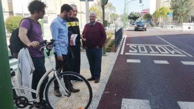 """Photo of IU y Participa critican las chapuzas cometidas en la reurbanización del Greco por las """"prisas electorales"""" de Espadas"""