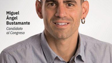 Photo of Miguel Ángel Bustamante, nuestro candidato en Unidas Podemos