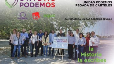 Photo of ¡Vente al inicio de campaña con Unidas Podemos!