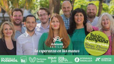 Photo of ¡Vente al inicio de campaña con Adelante Sevilla!