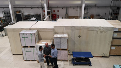 Photo of Adelante exige inversiones en la Imprenta municipal para garantizar la seguridad de la plantilla y poner en marcha una impresora de 300.000 € embalada desde hace un año
