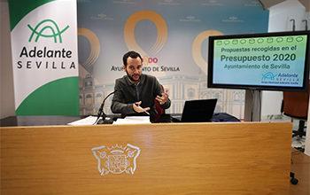 """Photo of Adelante exige a Espadas """"máxima celeridad"""" en la gestión de los 2,3 millones del Fondo Social Extraordinario del gobierno central"""