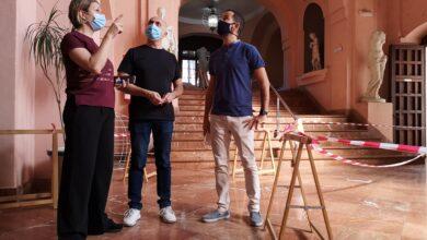 Photo of Adelante Sevilla reclama la cesión del edificio del antiguo consulado de Chile a la Escuela de Arte para que solucione los problemas de espacios que padece