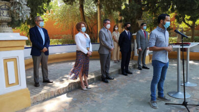 """Photo of González Rojas a Espadas, respecto a los pactos de reactivación del turismo: """"Teta y sopa no caben en la boca"""""""