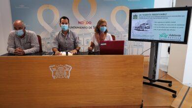 Photo of Presentación de las alegaciones a la Calificación Ambiental del tranvía