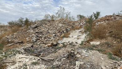 Photo of Adelante exige soluciones urgentes para acabar con los vertidos y quemas incontroladas en el entorno del río Guadaíra