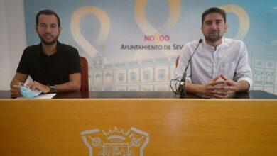 Photo of Daniel González Rojas releva a Ismael Sánchez como coordinador local de IU en Sevilla