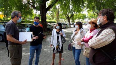"""Photo of IU exige más inversión pública en el parque de Los Príncipes """"para que tenga los medios e infraestructuras propios de este siglo"""""""