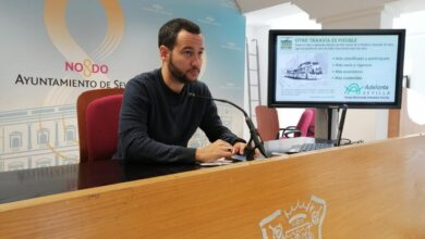 """Photo of Adelante exige la suspensión cautelar de la ampliación del tranvía """"por estar basada en auténticas mentiras"""""""