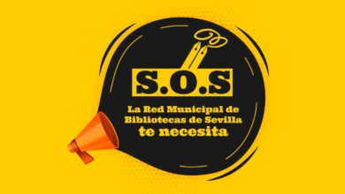 Photo of Un S​.​O​.​S. para la Red Municipal de Bibliotecas de Sevilla
