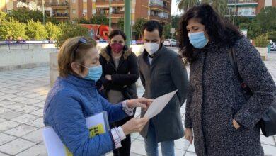 Photo of Adelante Sevilla pide una intervención urgente en Bami para recuperar espacios verdes abandonados