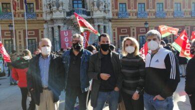 """Photo of Rojas: """"En la ciudad de Sevilla la recuperación también tiene que ir de la mano del diálogo social"""""""