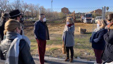Photo of Adelante pide la paralización de las obras de la nueva  gasolinera en el antiguo campo de futbol de Marqués de Contadero