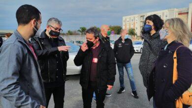 """Photo of IU y PCE muestran su apoyo a la plantilla de Aernnova, que lleva 59 días """"en lucha para defender sus puestos de trabajo"""""""