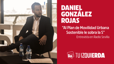 Photo of Rojas: «Al Plan de Movilidad Urbana Sostenible le sobra la S»