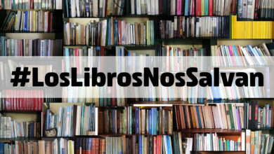 Photo of Los libros nos salvan