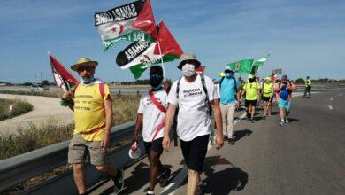 Photo of La Marcha por la Libertad del Pueblo Saharaui llega a Sevilla