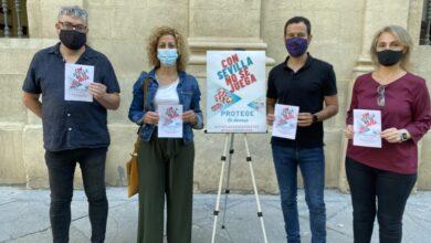 Photo of 'Con Sevilla no se juega. Protege tu barrio': campaña de IU, PCE y UJCE para hacer frente a la proliferación de casas de apuestas