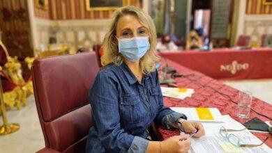 Photo of Eva Oliva anuncia que seguirán demandando al Ayuntamiento que la antigua comisaría de la Gavidia se convierta en el Museo de la Memoria de Sevilla