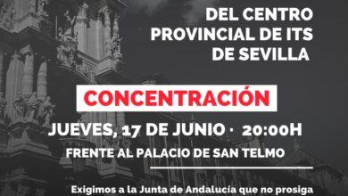 Photo of ¡No al cierre! Concentración contra el cierre del Centro de ITS