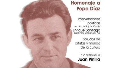 Photo of Acto público por el centenario del PCE en Sevilla: un homenaje a Pepe Díaz
