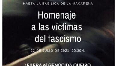 Photo of Contra el fascismo, por la democracia