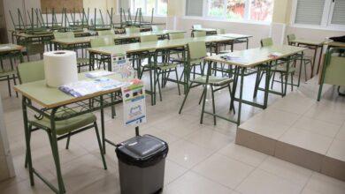 Photo of Ruego para la instalación de filtros HEPA y medidores de CO2 en los colegios públicos (Comisión de Control – septiembre 2021)