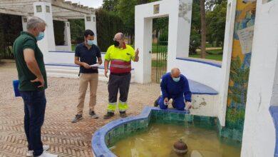 Photo of Rojas exige al Ayuntamiento actuaciones en las fuentes históricas del Parque de María Luisa